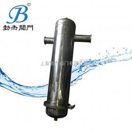 旋风加除沫网式气水分离器 离心丝网层式除油水分离器