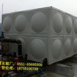 阜阳不锈钢消防水箱,膨胀保温水箱,圆柱形水箱订购厂家