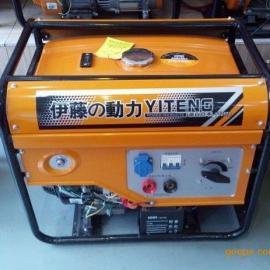 伊藤汽油发电机带电焊机一体