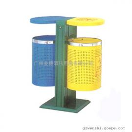 P-P117�敉饨�俜诸�垃圾桶,�h保垃圾桶,�W校果皮箱