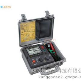 日本KYORITSU(共立)  KEW 3128 10KV高压绝缘电阻测试仪