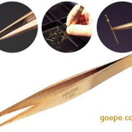 HOZAN P-893 磷青铜镊子 日本宝山 全球镊子 宝山镊子 进口镊子