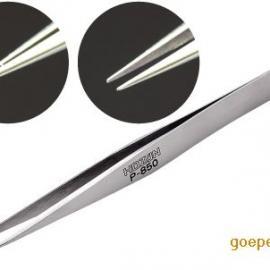HOZAN P-850 非磁性镊子 日本宝山 进口镊子 全球镊子