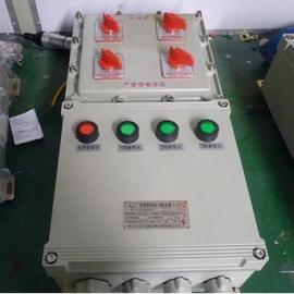 泵阀防爆箱 小功率水泵防爆箱
