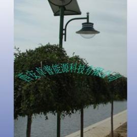 太阳能庭院灯  单头 st011  光源7W-30W