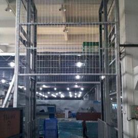 塘厦简易货梯 导轨式升降货梯 链条式升降机 无需挖地坑