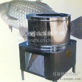 鱼鳞机【脱鱼鳞机、除鱼鳞机,刮鱼鳞机】立式不锈钢鱼鳞机