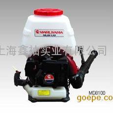 MD8100机动背负超强功率喷雾喷粉机