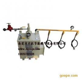 液化气气化器/气化炉 50KG壁挂式气化器/气化炉中压一套