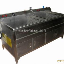 广州工业阿摩尼亚洗菜机,工业洗菜机,商业洗菜机,绿锐技术