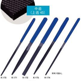 HOZAN/K-155-L 精密锉刀组 宝山K-155-L 进口精密锉刀组 宝山挫刀