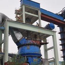 GRMS53.41型矿渣立磨机