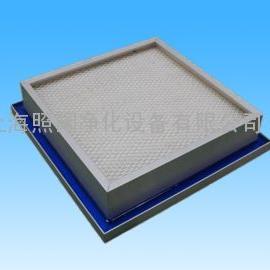 工业洁净室高效空气过滤器升级版液槽式高效空气过滤器
