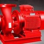 XBD-L(W)型立(卧)式单级单吸消防泵