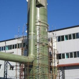 湿式烟气脱硫塔,湿法烟气脱硫生产厂家,玻璃钢脱硫塔