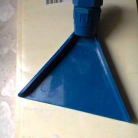洛阳踏拓批发4分塑料广角扇形喷嘴喷头