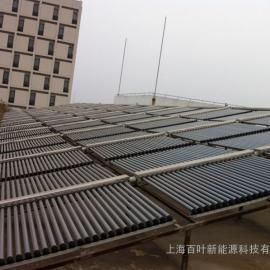 酒店宾馆太阳能热水系统安装