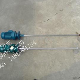 水处理PAC溶解搅拌机BLD09-11-0.55KW