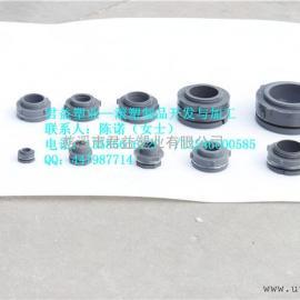 DN32平插口水箱接头PVC材质,1.2寸内丝接头