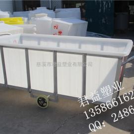 君益塑业2.1*1.1*0.7米方形塑料桶