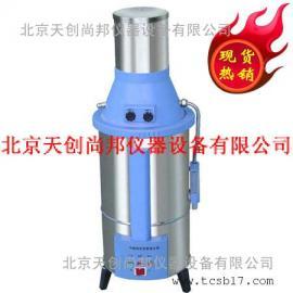 自控型不锈钢电热蒸馏水器YAZDI-5型