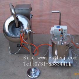 BY-300糖衣机_台式包衣机_实验室用糖衣机