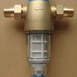 天津南开水钥匙净水器前置过滤包安装及售后换滤芯