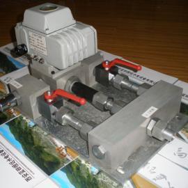 SX水电站油气水自动化元件、机组辅机控制装置及执行元件