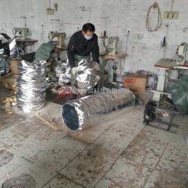 铝箔保温软风管