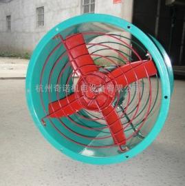 BT35-11-8型4kw圆形防爆管道轴流排烟风机