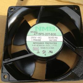 NMB原装12038 4715PS-20T-B30 风扇