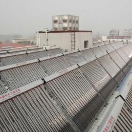 太阳能集中供热供热水 太阳能集热工程 酒店太阳能