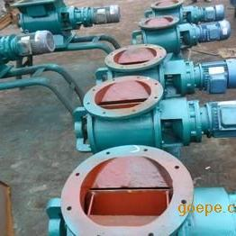 不锈钢星型卸料器使用双碱法脱硫塔除尘器