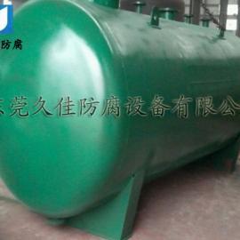 广东钢衬塑储罐厂家  钢衬塑盐酸储罐规格报价  生产定制