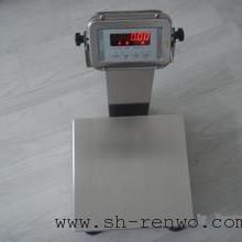 50kg防水电子秤 不锈钢防腐蚀平台秤