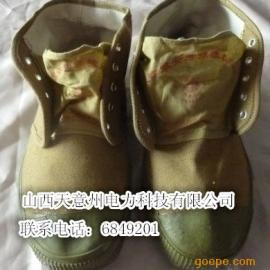 绝缘胶鞋绝缘棉胶鞋5kv绝缘棉胶鞋高压绝缘鞋电绝缘鞋安全鞋