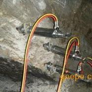 隧道岩石破除设备分裂机