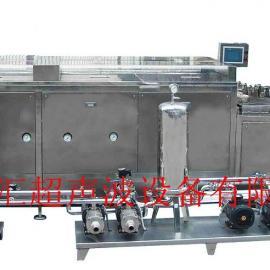 全自动大注射剂瓶超声波洗瓶机/专业生产