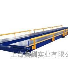 120吨电子汽车衡 出口型汽车地磅 上海汽车衡