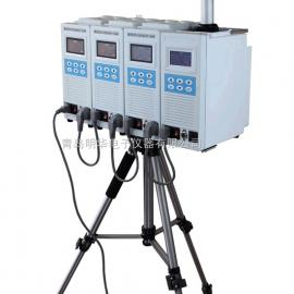 多功能恒温恒流大气采样器(模块化)