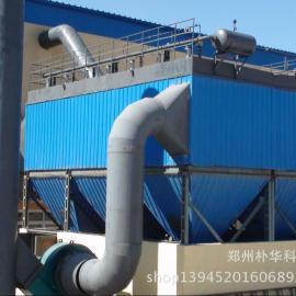 河南袋式除尘器-脉冲布袋收尘器-旋风袋式集尘器
