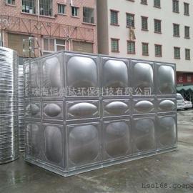 珠海横琴区不锈钢冷水箱