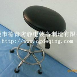 出售深圳、山东防静电升降圆凳,汕头 韶关防静电皮革升降椅