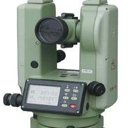 苏州一光电子经纬仪DT305