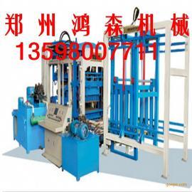 厂家直销空心砌块机 *新型液压免烧砌块成型机 优质价格