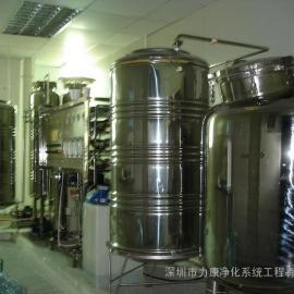 香港GMP无尘车间设计