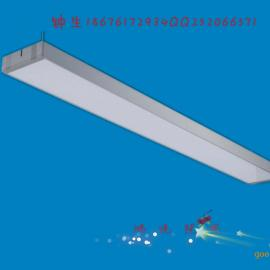 节能LED吊线铝材支架具简易安装办公照明铝材支架灯盘