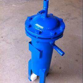 压缩空气处理量10立方WYF-10/10高效油水分离器