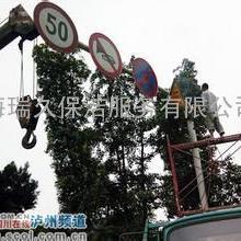 上海道路交通指示牌清洗公司