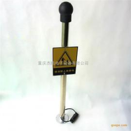 本安型人体静电消除仪,防爆人体静电消除器,